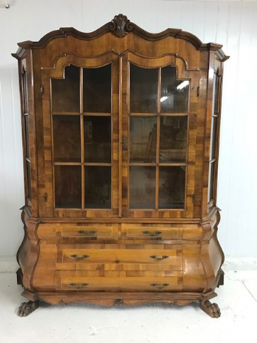 Impressive Dutch Style  Display Cabinet - Cupboard - ds112